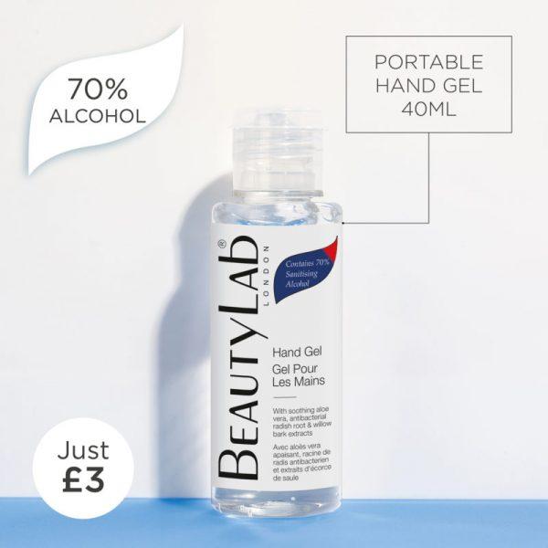 BEAUTYLAB® HAND GEL 70% ALCOHOL