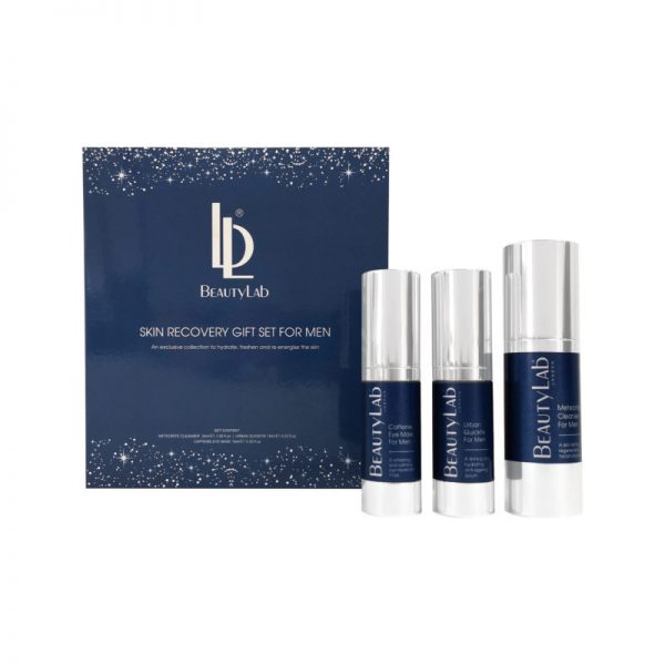 BeautyLab SKIN RECOVERY GIFT SET FOR MEN